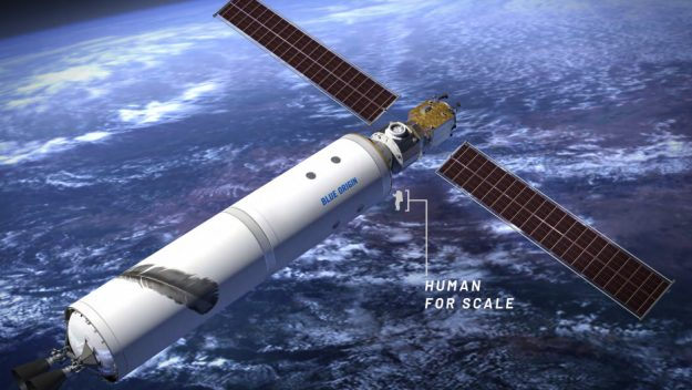 Space Organizations Pitch Low Earth Orbit Commercial Hub Thoughts to NASA
