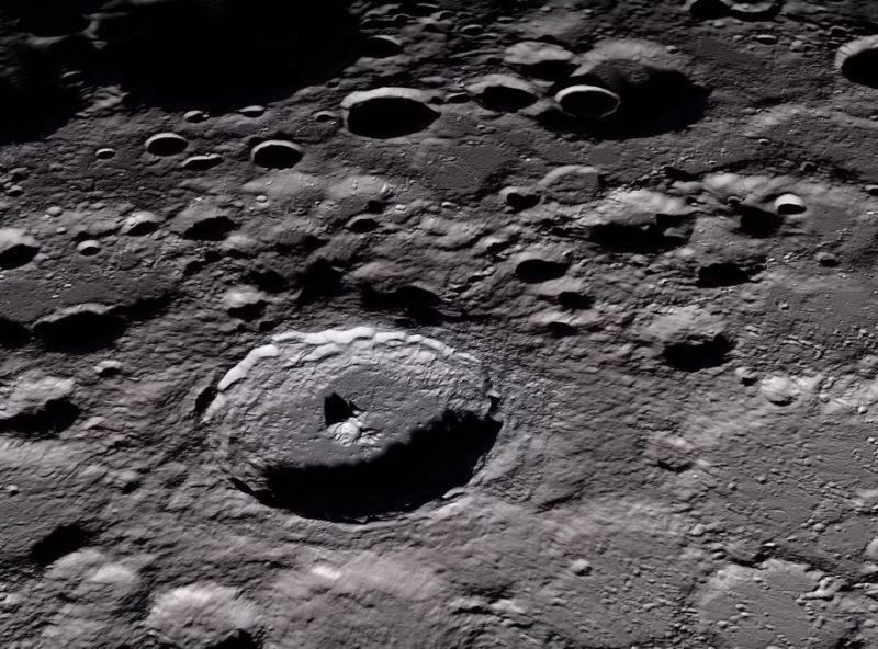 New study recommends the Moon might shrinking
