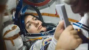 Space explorer Jessica Meir's Lifelong Dream Just Came True as She Begins first Space Mission