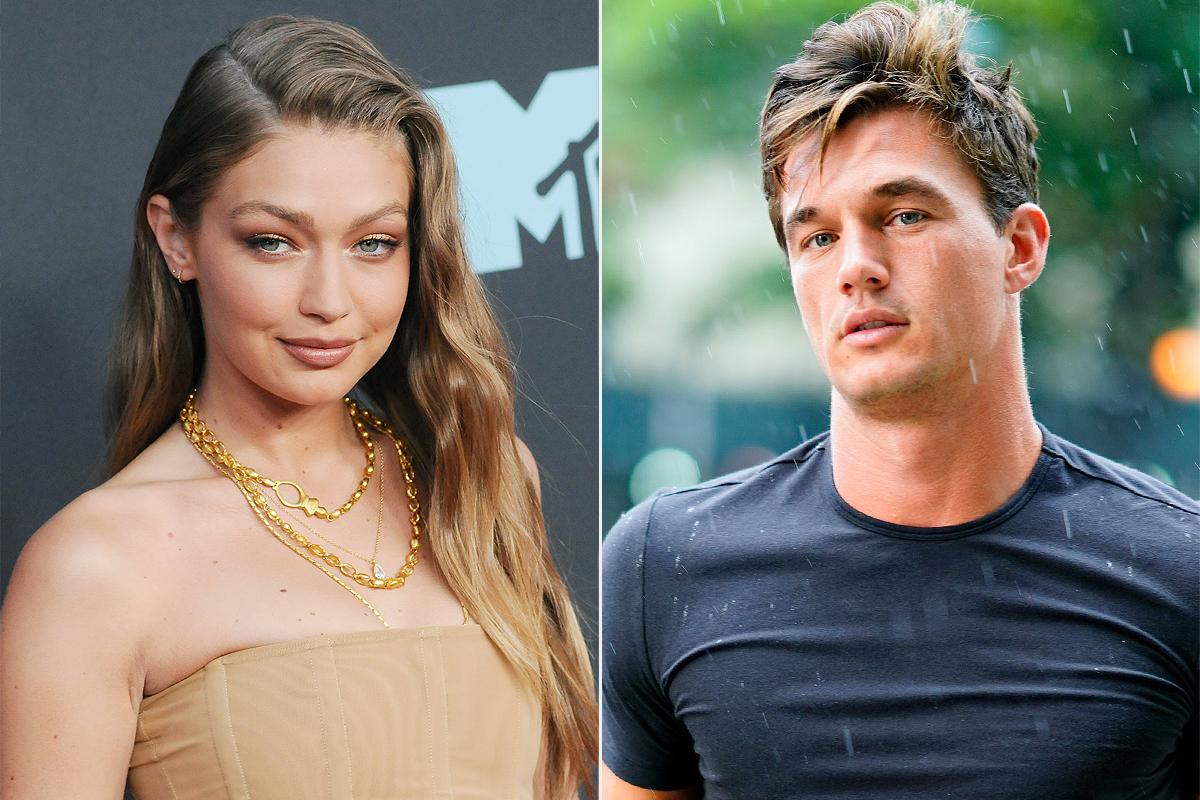 Tyler Cameron And His Relationship With Gigi Hadid