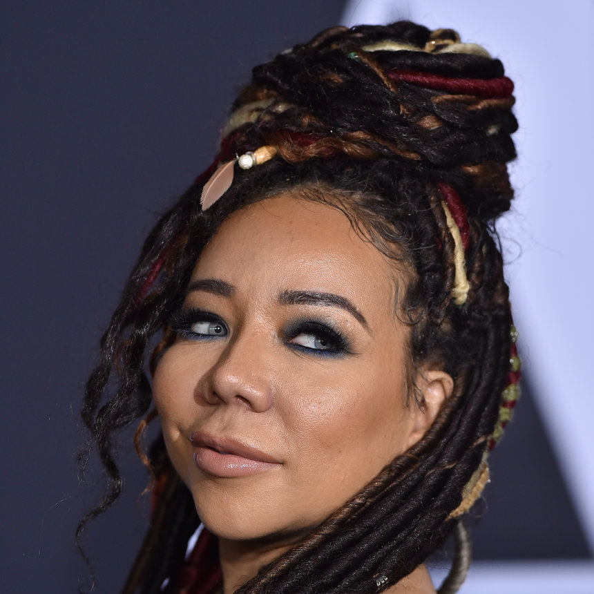 Tiny Harris supports movie featuring first black female to have lead cop role