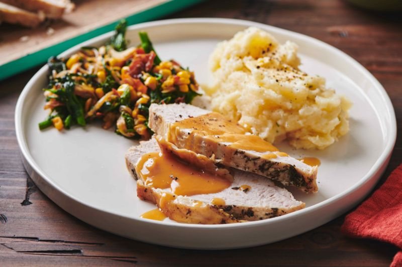 Set the table early, and different tips for hosts