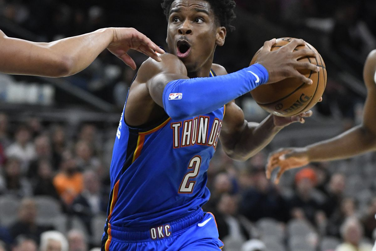 Thunder vs. Warriors: lineups, injuries, player usage