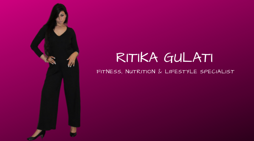 Interview with Ritika Gulati – India's Renowned Fitness, Nutrition & Lifestyle Specialist