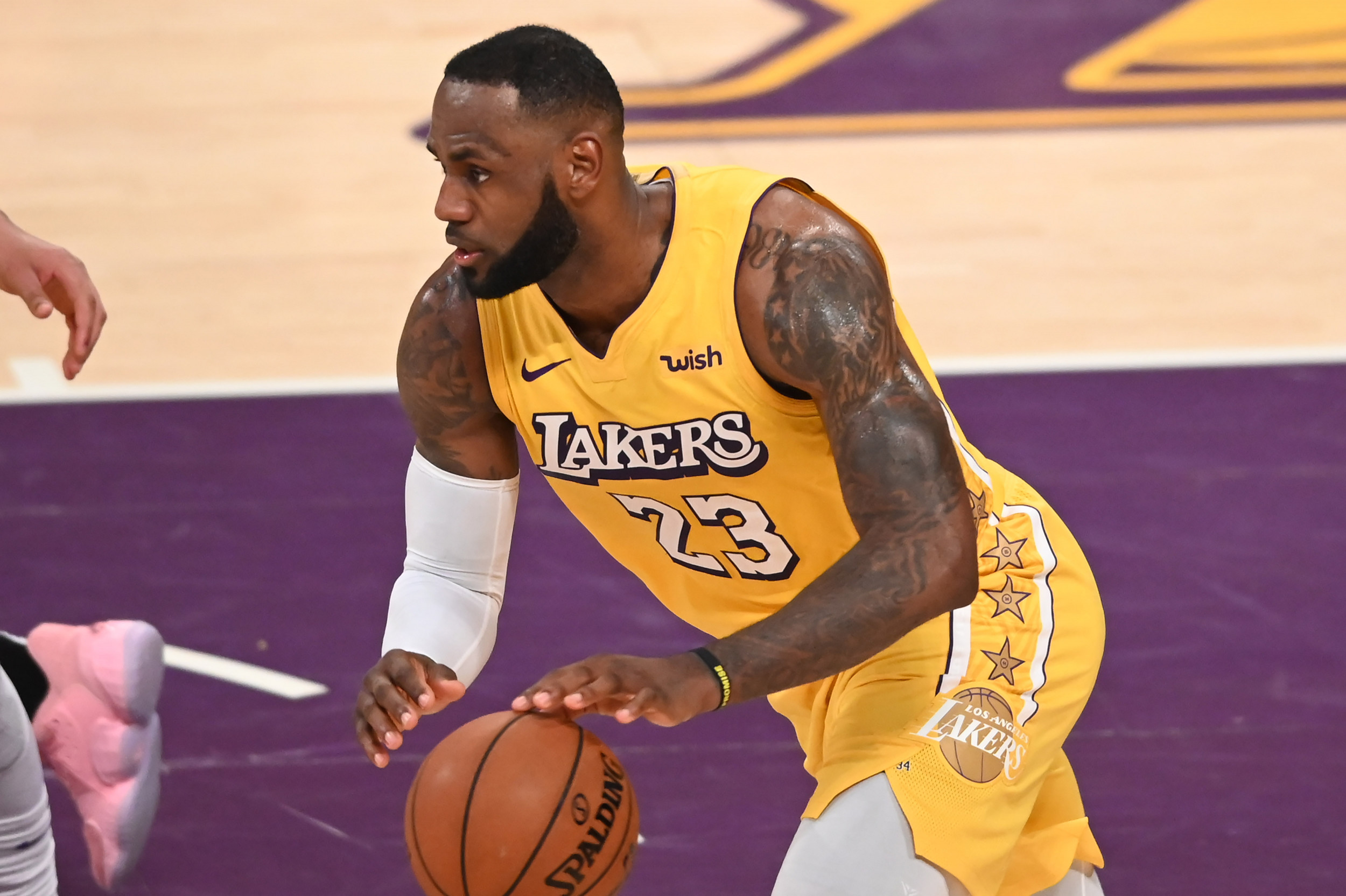 Lakers appear amazing new LeBron James injury update