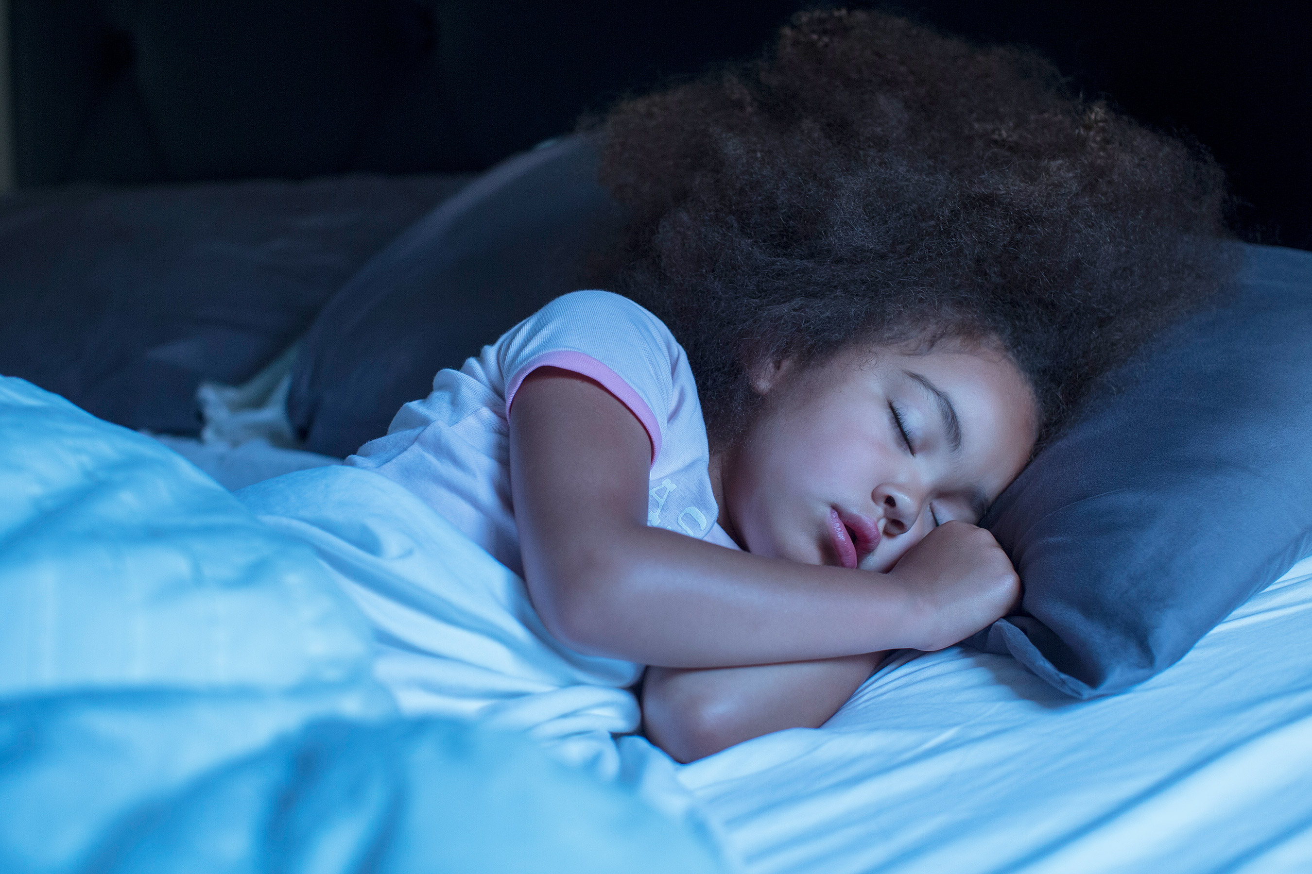 What's the best shading lighting for sleep