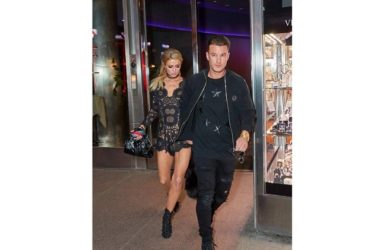 Paris Hilton and Aleks Novakovic – Is there still something going on?