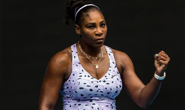 Serena Williams staggered by China's Qiang Wang at the Australian Open on Friday