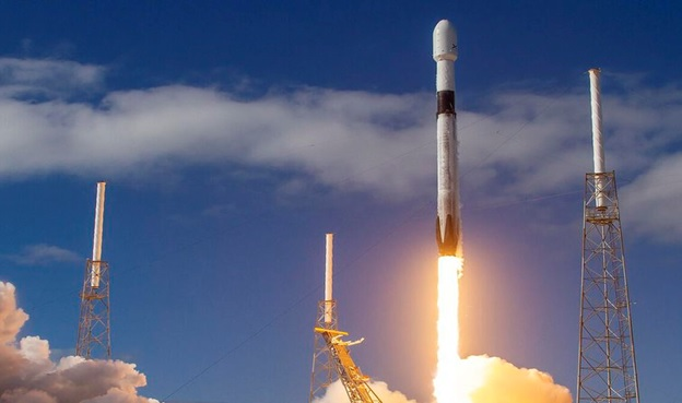 Elon Musk's SpaceX launches new 60 Starlink satellites for US broadband service