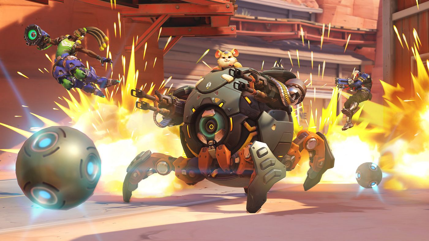 Overwatch's first experimental model is about harm dealers