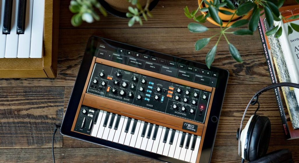 Moog and Korg make synth applications free to help musicians stuck at home