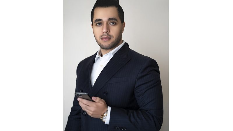 Entrepreneur Kareem Elmashad Talks About opening a new branch of His Social Media Agency 'I Am Dubai' In Ukraine to be named 'I Am Kyiv'