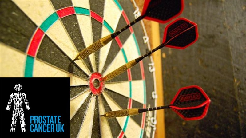 Fortel Arranged Dart Match and Charity Pool to Help Patients of Prostate Cancer