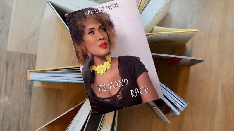 Mabelle Prior the Award winning Switzerland-Ghanaian journalist talks about her book Beyond Race