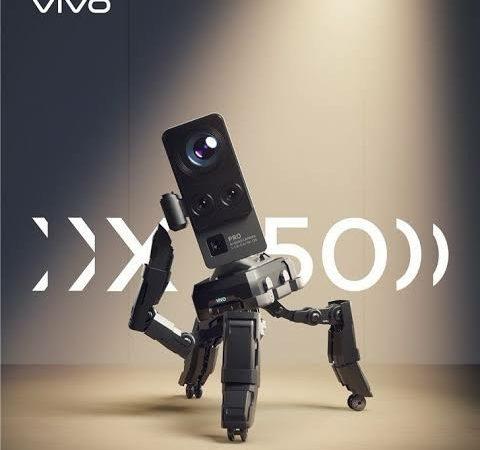 Vivo's has a giant gimbal-style camera lens on next flagship