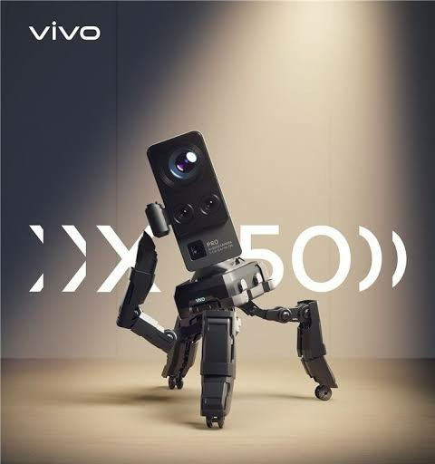 Vivo's has a giant gimbal-style camera lens on next flagship