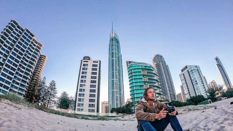 Meet photographer Joshua Berry-Walker – World renowned Gold Coast cameraman