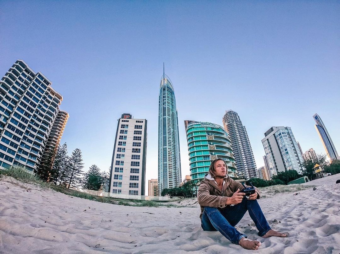 Meet photographer Joshua Berry-Walker – World renowned Gold Coast cameraman