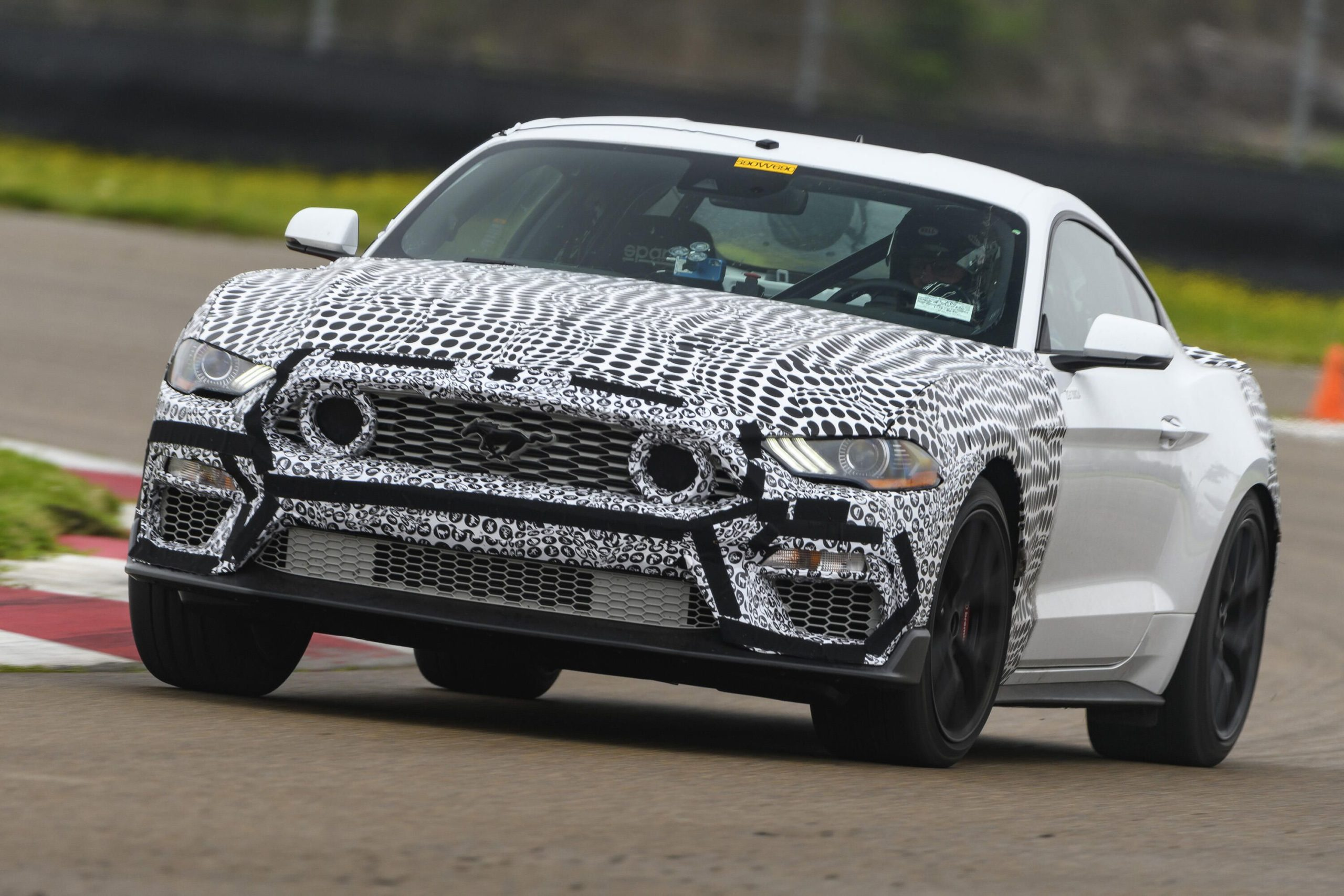 2021 Ford Mustang Mach 1 brings back the historic badge