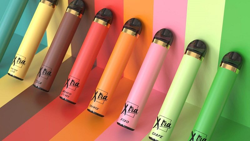 Xtra Ecig – Number one vape in the US