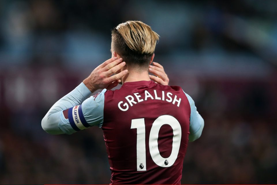 Jack Grealish hair? How does it look so good on the football pitch