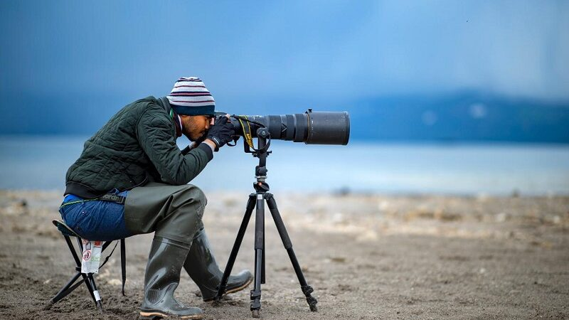 MEET PRANAY PATEL, INDIA'S BEST WILDLIFE PHOTOGRAPHER