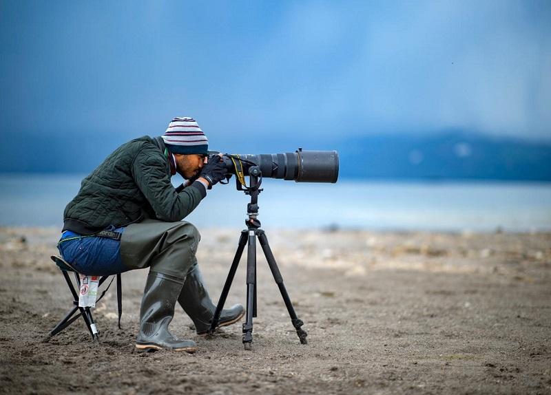 MEET PRANAY PATEL, INDIA'S BEST WILDLIFE PHOTOGRAPHER