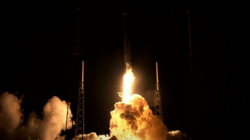 SpaceX upgraded drone ships with record-breaking rocket landings