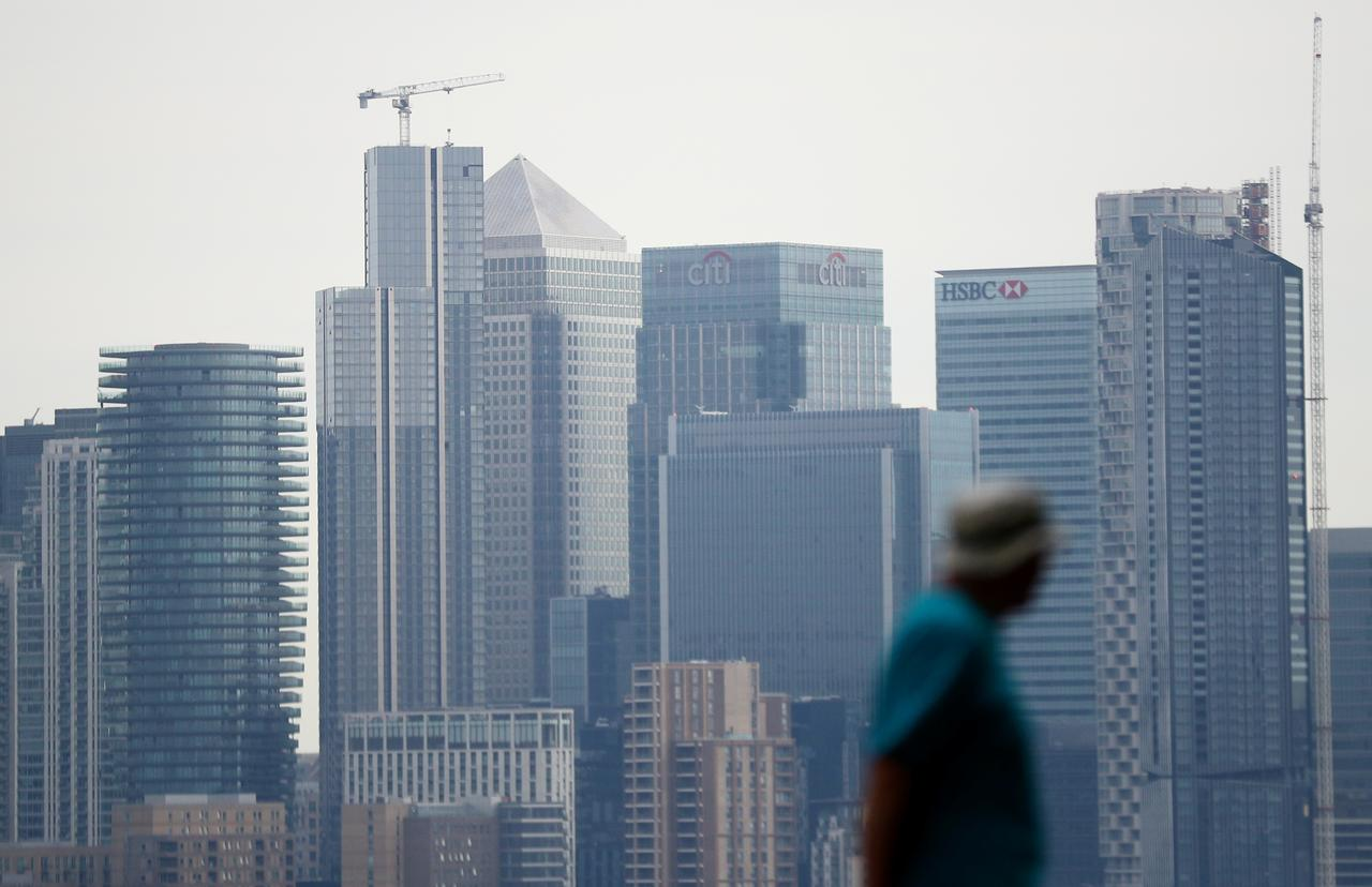 UK economy decrease by 20.4% in April, the biggest monthly fall on record