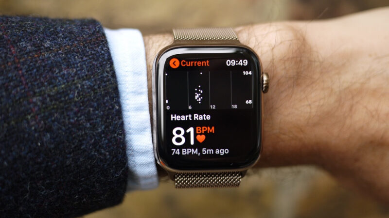'Apple Watch' is helping save lives in an assortment of ways