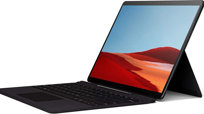 Soon Surface Pro X will help to pretend to pay attention to the call