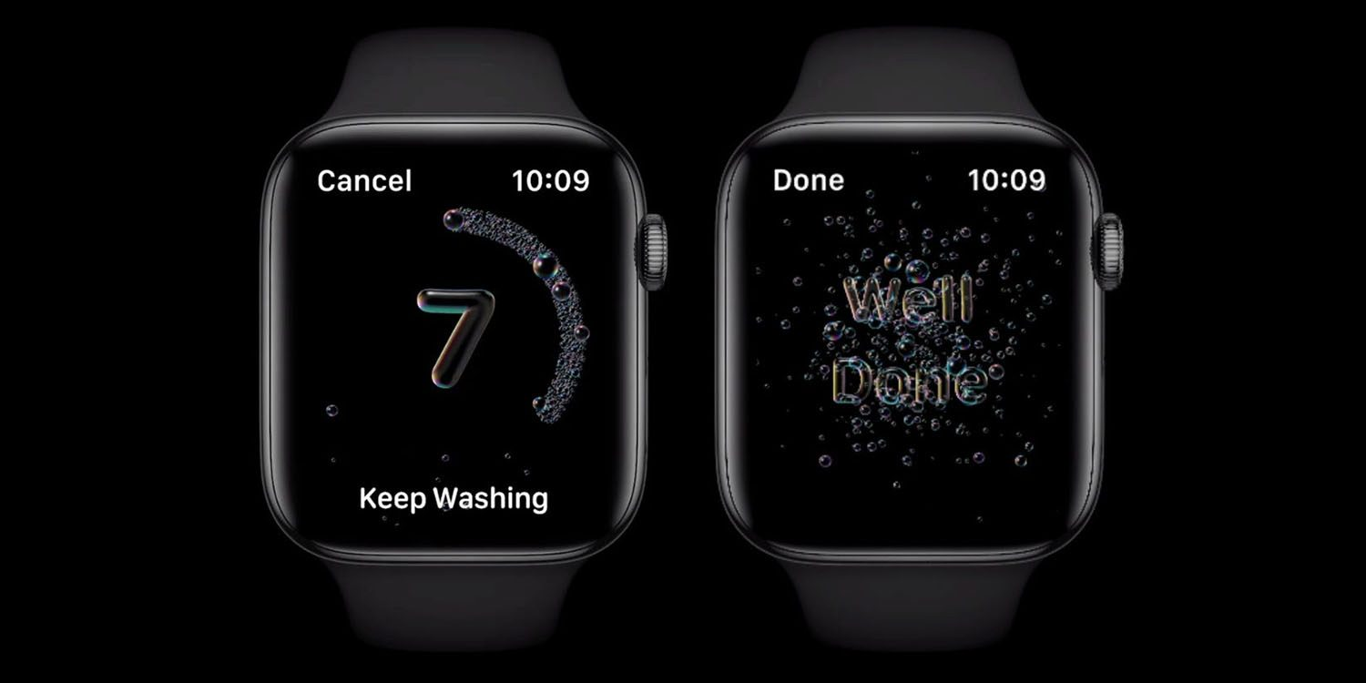 "The most effective method to utilize the new Apple Watch ""Handwashing feature"""