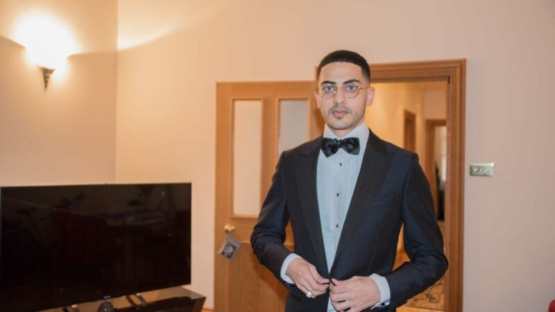 Faisal Al Anbar –  An Olympian is about to come