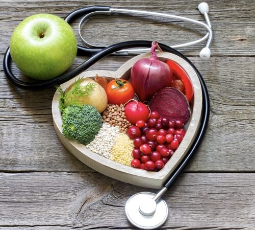 Step by step instructions to include more heart-healthy foods in your diet