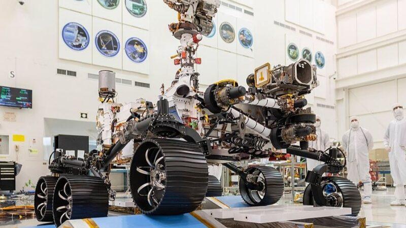 NASA's Perseverance rover signals new era in 'Mars' exploration