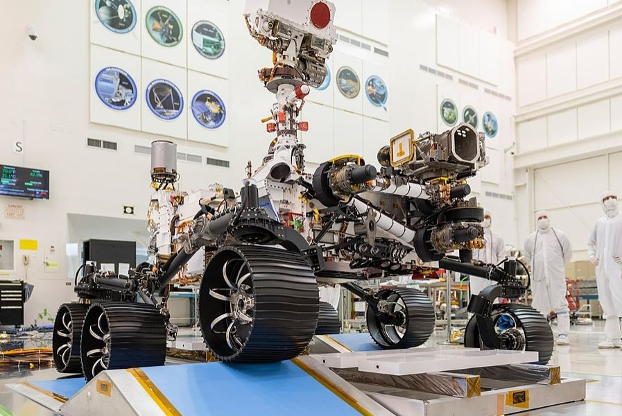 NASA's Perseverance rover signals new era in 'Mars' exploration