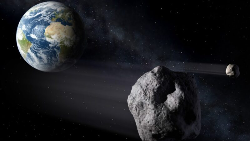 Hawaii telescope discovered a 65-foot-long asteroid before taking off from Earth