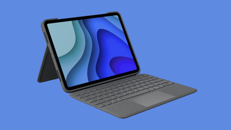 Logitech has launched a new keyboard case for the '11-inch iPad Pro'