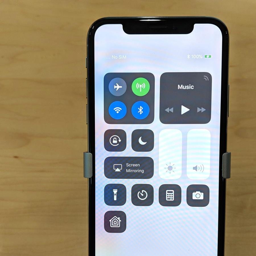 Step by step instructions to show battery percentage on iPhone 11