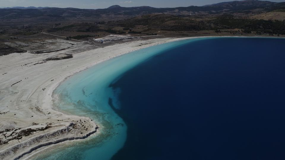 Lake in Turkey could answer life on Mars