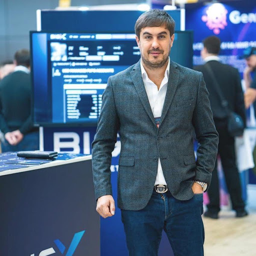 At the Ritossa's summit, the Bitcoin Ultimatum project from the team of Mykola Udianskyi was the representative of the blockchain industry