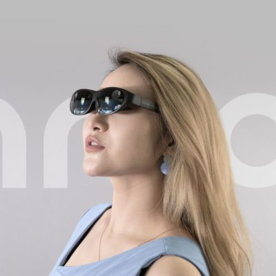 Nreal Lite mixed reality glasses with Galaxy Note 20 were launched in Korea