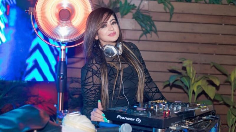 Ana sachdeva DJ Ana renowned Music producer and Model – a power House of Talent!