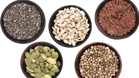Here are a few seeds you can include in your diet