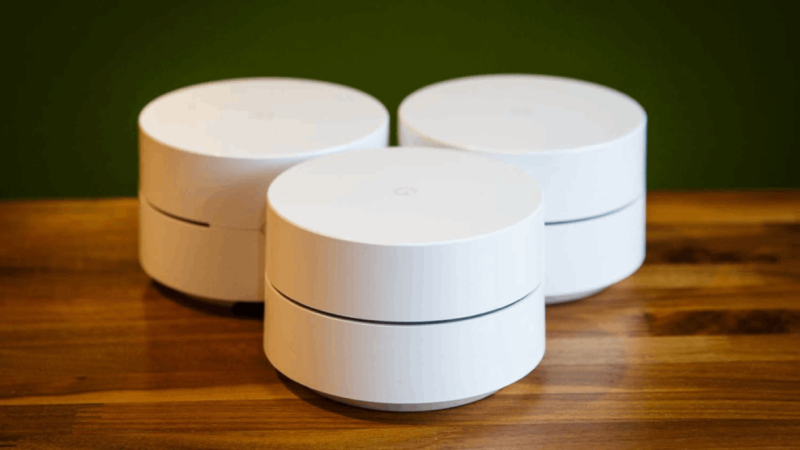 "The Google Home application will soon allow you to import the ""Google WiFi network"""