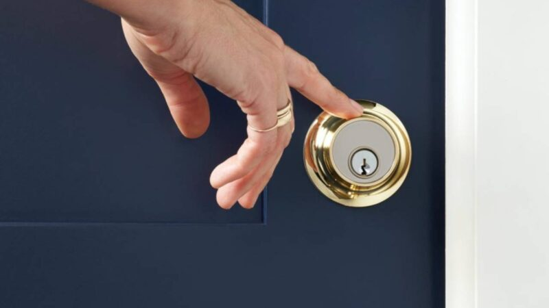 Level's most recent brilliant lock can be opened by touch