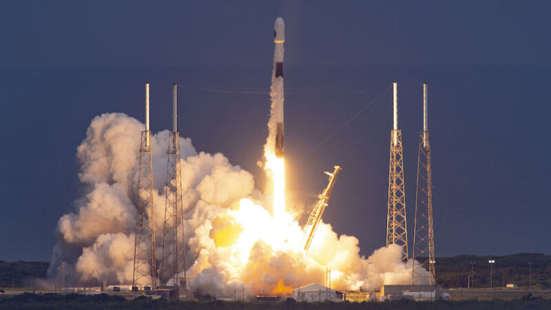 SpaceX makes first polar orbit dispatch from Florida in decades
