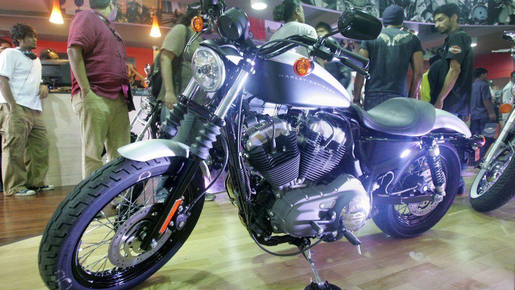 Harley-Davidson to exit the world's largest bike market