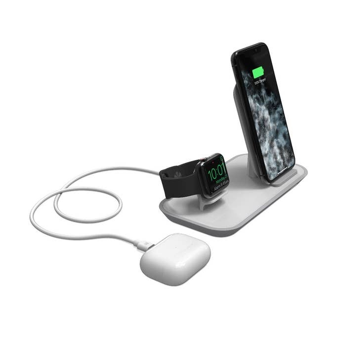 Mophie unveiled 3 new wireless iPhones and Apple Watch charging stations