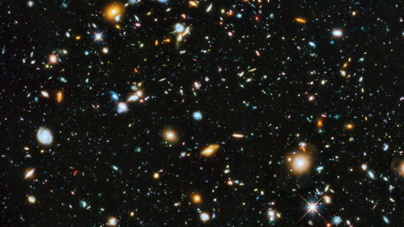 This new Hubble photograph is totally stunning